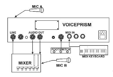 voice harmony - 6 - midimusic